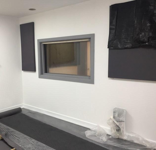 Kazbar MoCap Studio Acoustics