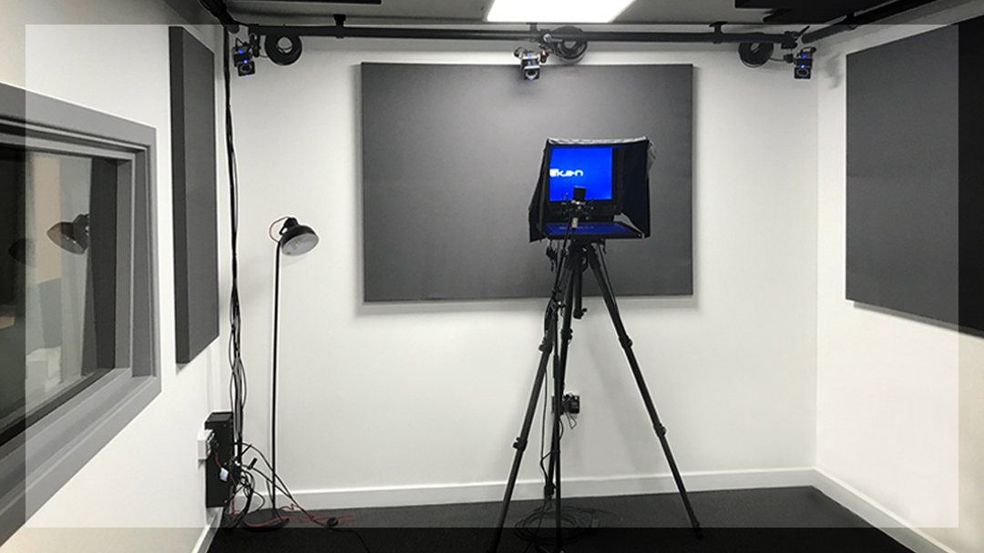 Sound and Motion Capture Studio in London
