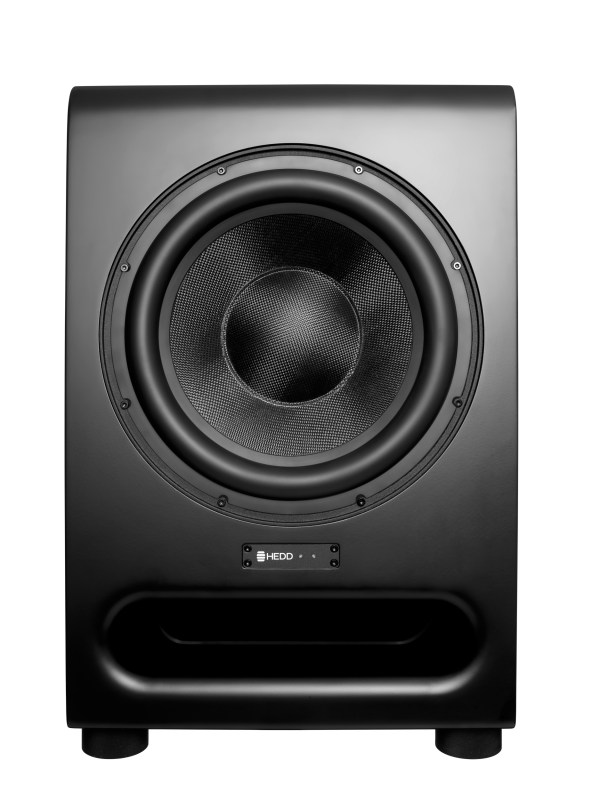 HEDD Audio Bass 12 Black Front