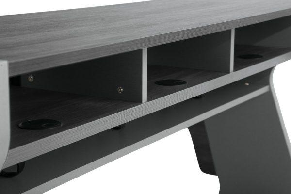 Zaor Miza 88 Flex Grey Wengé Detail