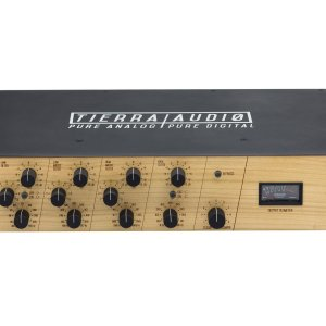 Tierra Audio Icicle Equalizer MKII Front Panel