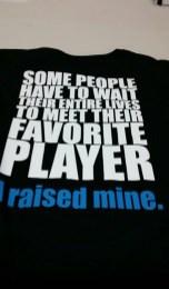 Kaz Bros Design Shop favorite player tshirt