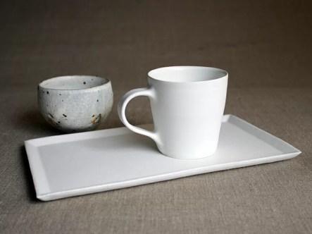 マグカップ トレー皿セット