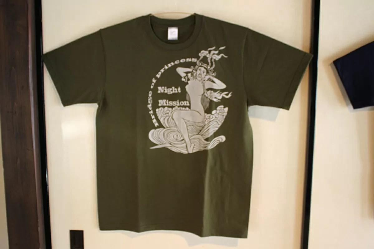 Tシャツ(L)NIGHT MISSION