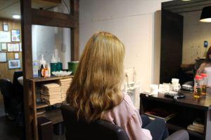 鹿児島美容室ダブルカラー