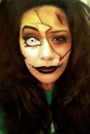 Make up réussi
