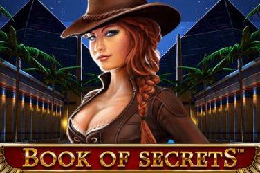 Book of secret spele kazino
