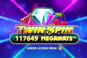 Spēlē Twin Spin Megaways Saņem 20 WinSpins Laimz kazino
