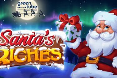 Spēļu automāta Santa's Riches apskats