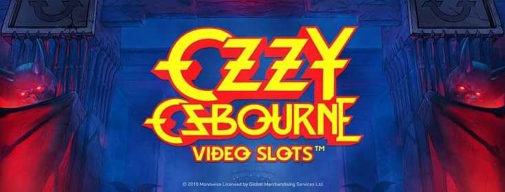 Ozzy Osbourne kazino spēle