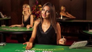 Evolution live casino Optibet Blackjack