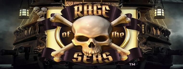 """Naudas atmaksa nedēļas spēle """"Rage of the Seas"""" 11.lv kazino"""