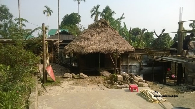 Asia's Cleanest Village, Kaziranga National Park, Mawlynnong Village, Mawlynnong Homestays