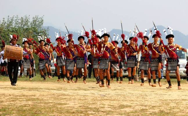 North East India Tribes Tour, Kaziranga National Park, Nagaland Arunachal Tribes