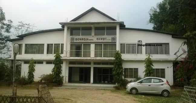 Bonroja Motel Kaziranga, Kaziranga Hotels. Kaziranga Resorts, Kaziranga National Park