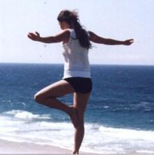 a yoga guru