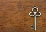 合鍵をイメージ