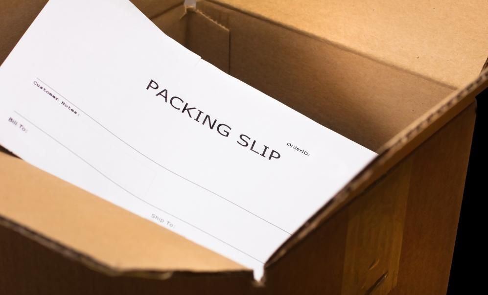 Amazonで商品が売れた場合の納品書の印刷と発送通知