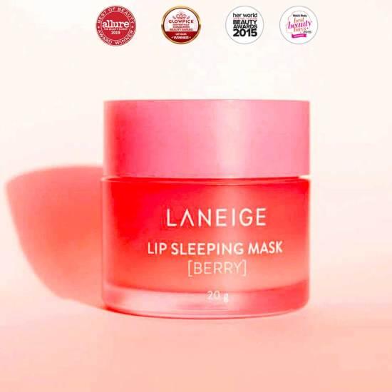 Laneige-Lip-Sleeping-Mask-Berry-2019-3-awards
