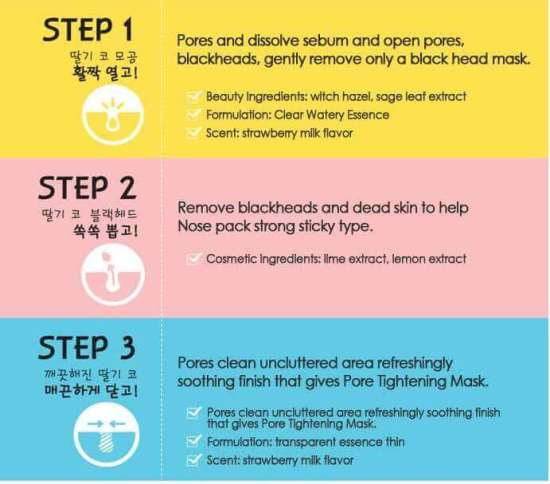 tonymoly-strawberry-3-step-nosepack-4