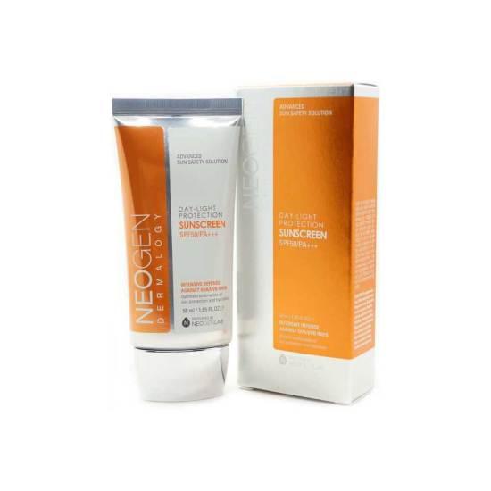 cremă protecție solară neogen-dermalogy-sunscreen-spf50-2