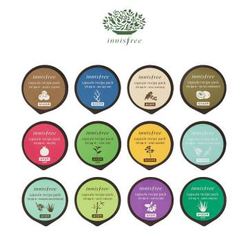 Măștile Innisfree Capsule Recipe Pack