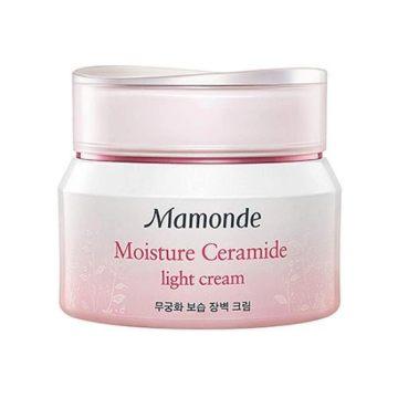 Ceramide PC-104 dezvoltată exclusiv de Mamonde și ingredientele prețioase cu efect de hidratare obținute din florile de hibiscus stimulează regenerarea pielii în profunzime