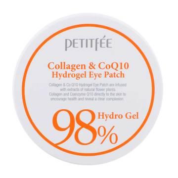 Plasturi pentru ochi Petitfee Collagen & CoQ10