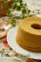 スパイス米粉シフォンケーキ レシピ