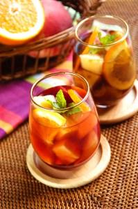 ミードカクテル サングリア レシピ