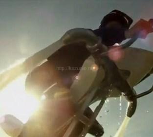 夏後半、締めくくりはこんな遊びがしてみたい!空を泳ぐ水上バイク「Jetovator」
