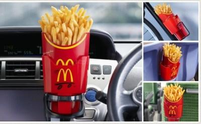 本日からLセットで、もれなくマックフライポテトホルダーがもらえるキャンペーン開始 日本マクドナルド