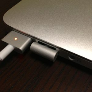 MacbookAir USBメモリ