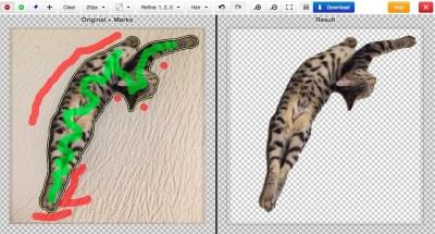 画像の切り抜きトリミングが操作もシンプル海外の無料WEBアプリで超簡単動画