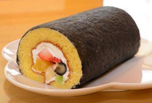 スイーツやパンで仕立てられた恵方巻ほか今日の #スクラップ #2014 #2/2