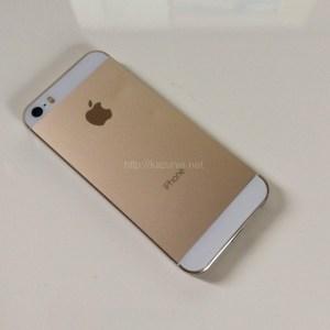 iPhone5s風