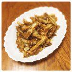 【あとで作りたいレシピ】 簡単♥ごぼうの天ぷら