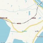 Yahoo!地図は更新早いよね http://t.co/4SkKGSN9cY