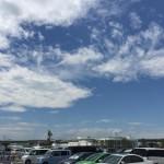 うみの杜、駐車場は余裕があります。周辺道路混雑 #s_uminomori http://t.co/hHDWbOCnvJ