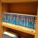 多賀城市立図書館、見た目でこの書籍シリーズ買ったよね。そんな感じ。日付印は2016.2 https://t.co/tbk5DKc55G