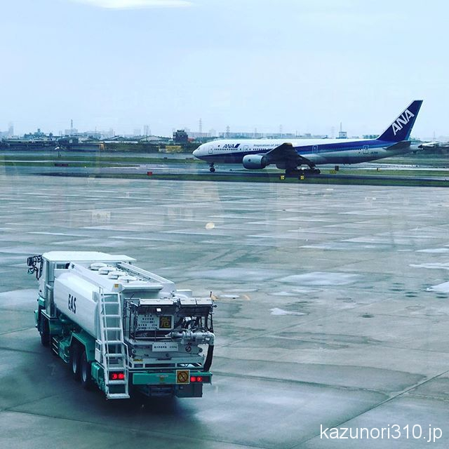 #飛行機 #伊丹空港