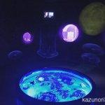 #クラゲ #仙台うみの杜水族館 #iPhone7Plus