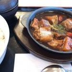 #ビーフシチュー定食 #松屋