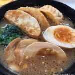 #全部のせラーメン #かっぱ寿司