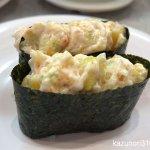 #国産春のキャベツのやみつきサラダ (エビ入り!) #かっぱ寿司