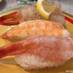 #えび三貫盛り #かっぱ寿司