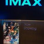 #鬼滅の刃 #無限列車編 #IMAX #TOHOシネマズ仙台