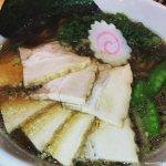 #越後秘蔵麺 #無尽蔵 #生姜醤油焼豚麺