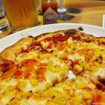 #主食はタバスコ #ガスト #マヨコーンピザ