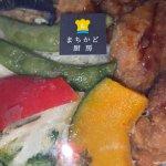 #揚げ鶏と南蛮ソース弁当 #5種野菜の彩り #まちかど厨房 #ローソン